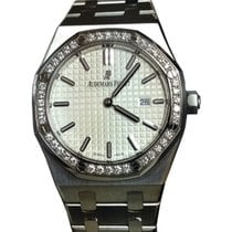 Audemars Piguet 67651ST.ZZ.1261ST.01 Royal Oak Quartz Ladies...