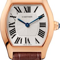 Cartier Tortue Pink Gold Oro Rosa 18ct New 3024 mm  W1556360