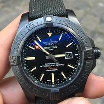 Breitling Blackbird titanium titanio Full set 48 mm New nos nuovo