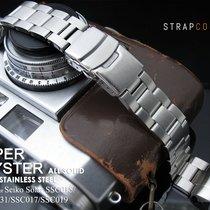 MiLTAT Seiko Solar Power SSC015 Oyster Watch Bracelet