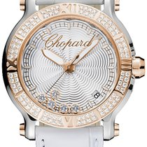 Chopard Happy Sport Round Quartz 36mm 278551-6003