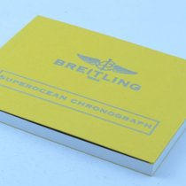 Breitling Anleitung Superocean Chronograph Manual Booklet