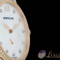 Montblanc Star Classique Lady Small Second | 18kt Rosegold/Ede...