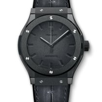 Hublot Classic Fusion 45mm · Berluti All Black 511.CM.0500.VR....