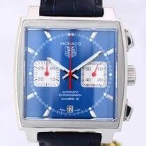 TAG Heuer Monaco Blue Racing Steve McQueen Chronograph 2015...