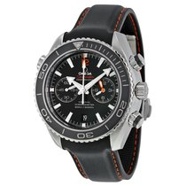 Omega Seamaster Planet Ocean Black Dial Automatic Mens Watch...