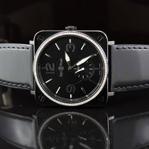 Bell & Ross BR-S Black Ceramic Diamond Bezel