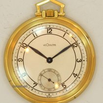 Jaeger-LeCoultre Pocket Watch circa 1940's