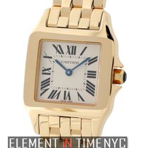 Cartier Santos Collection Santos Demoiselle Large 28mm 18k...