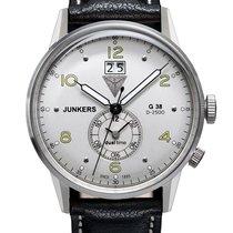 Junkers 6940-4 G38 Dual-Time Herren 10 ATM 42 mm