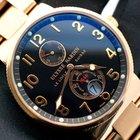 Ulysse Nardin Maxi Marine Chronometer 18k 750 Rose Gold
