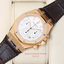 Audemars Piguet Royal Oak Rose Gold Chronograph 39mm 26022OR.O...