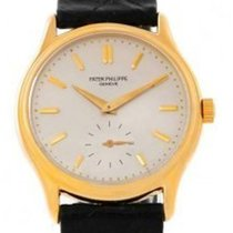 Patek Philippe 3923 Calatrava Yellow Gold