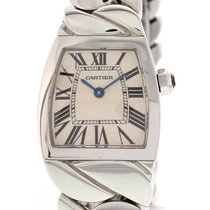 Cartier Ladies Cartier La Dona Stainless Steel Watch 2902