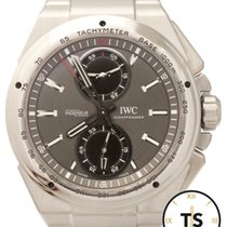 IWC Ingenieur Chronograph Automatic SS 45mm IW378508 Watch