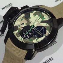 Graham Chronofighter Camouflage edition with Arabic numerals