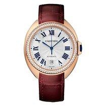 Cartier WJCL0012 Cle De Rose Gold 35mm