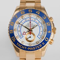 "Rolex Yacht-Master II Yellow Gold ""Box & Papers"""