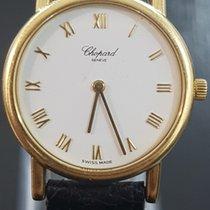 Chopard Classique 18K 12.7387 White/Roman Dial