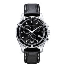 Hamilton Men's H37512731 Jazzmaster Seaview Chrono Watch
