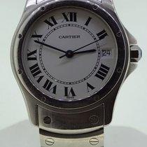 Cartier Santos Ronde Date 1920-1 33mm