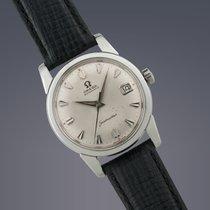 Omega Seamaster watch steel automatic 60th Birthday