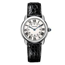 Cartier Ronde Solo Quartz No Date Ladies watch W6700155