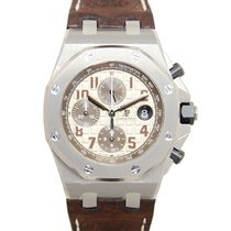 愛彼 (Audemars Piguet) New  Royal Oak Offshore Stainless Steel...