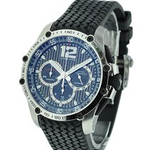 Chopard 168523-3001 Classic Racing Superfast - Steel on Rubber...