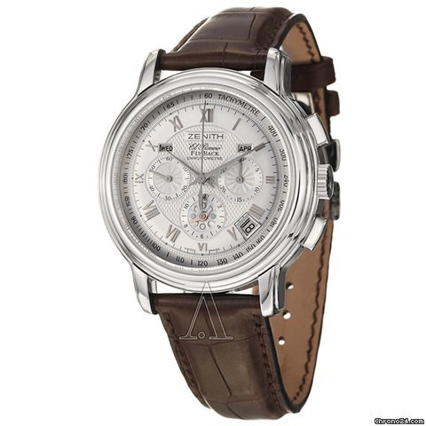 Zenith Men&amp;#39;s ChronoMaster XT Moonage Watch