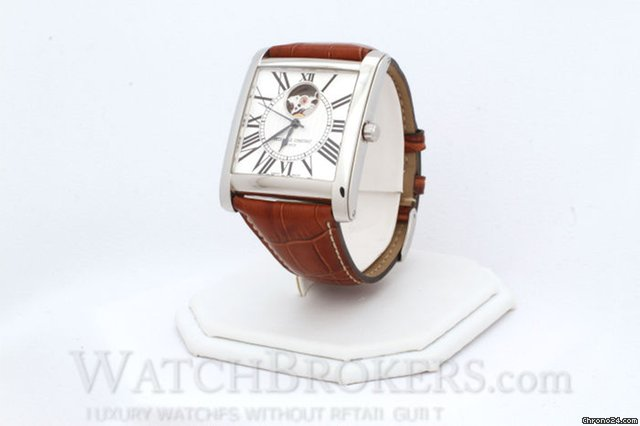 Frederique Constant Carree Heart Beat FC310HS5C26