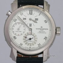 Vacheron Constantin Malte Dual Time Regulator  42005