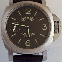 Panerai Luminor Marina 8 Days Titan Deutsche Uhr PAM00564