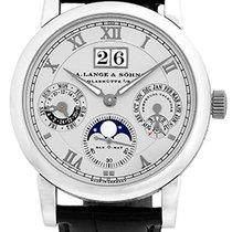 "A. Lange & Söhne Gent's Platinum  ""Langematik..."