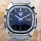 Seiko 5 AUTOMATIC 1970'S DAY DATE STAINLESS JAPAN
