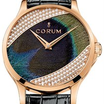 Corum Heritage Artisans Feather watch