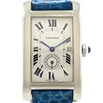 Cartier Tank Americaine' Lady ref. 000517
