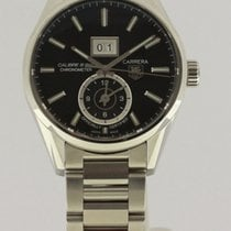 TAG Heuer Carrera Grand Date GMT - NEW - Listprice € 3.700,-