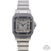 Cartier Santos Galbee Ladies Automatic Stainless Steel | W20054D6