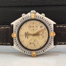Breitling Chronomat Sextant Aço e Ouro