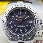Breitling ColtOcean Quartz Black Dial SS / SS