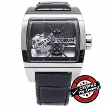 Corum Ti Bridge Tourbillon