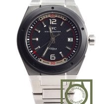 IWC Ingenieur Automatic black dial NEW
