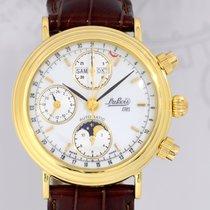 DuBois et fils Le Perpetuelle 18K Gold Chronographe d'Or...