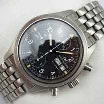 IWC Fliegerchronograph Automatic - Stahlband - 3706