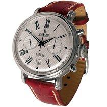 Poljot International Herren-Armbanduhr Baikal, Chronograph...