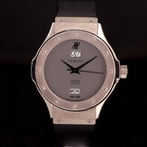"Hublot ""Grand Quantième"" Limited Edition 18K"