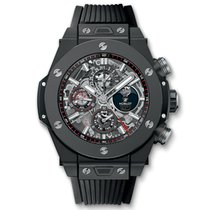 Hublot BIG BANG - UNICO BLACK MAGIC PERPETUAL CALENDAR