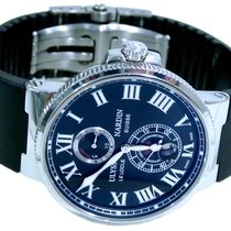 Ulysse Nardin Maxi Marine Chronometer 43mm Mens Watch