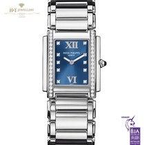 Patek Philippe Twenty~4 Ladies Steel -4910/10A-012